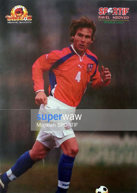Pavel Nedved Czech Republic