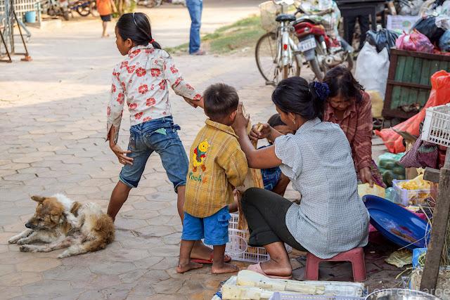 Siem Reap - Cambodge