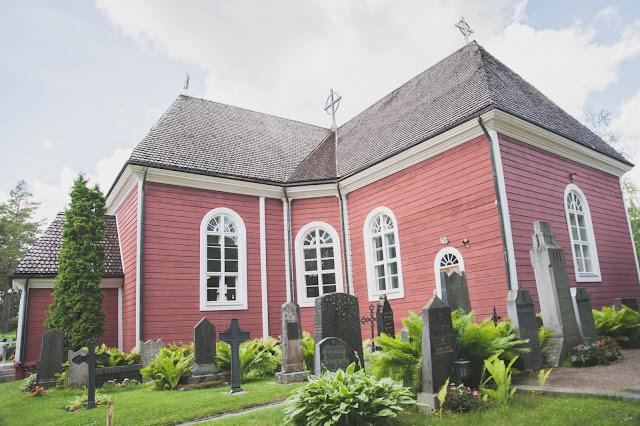 teiskon kirkko teisko