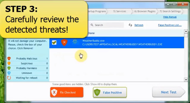 Virus Sharepal terdeteksi