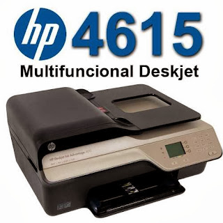 One lets you lot practice borderless documents Download Driver  HP Deskjet 4615