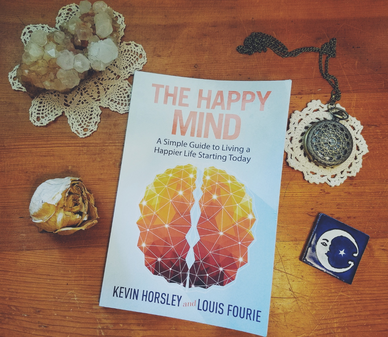Book Review: The Happy Mind by Kevin Horsley and Louis Fourie