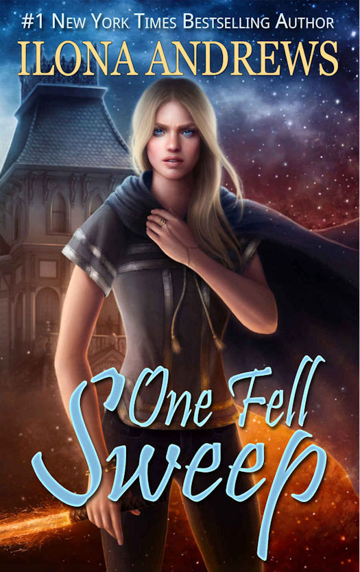 Review: One Fell Sweep by Ilona Andrews