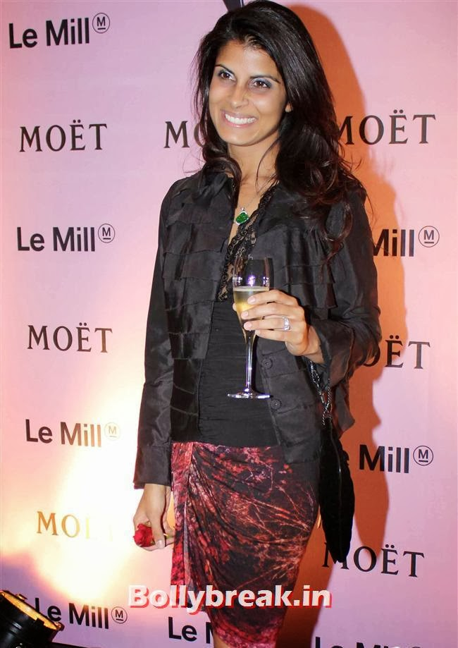 Moet and Chandon Valentine's Day Celebrations, Celebs at Moet and Chandon Valentines Day Celebrations