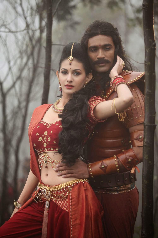 Dhanush-Anekudu Stills, Amyra Dastur, Dhanush Anekudu Movie Hot HD Stills