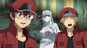 Hataraku Saibou Black (TV) Episode 8