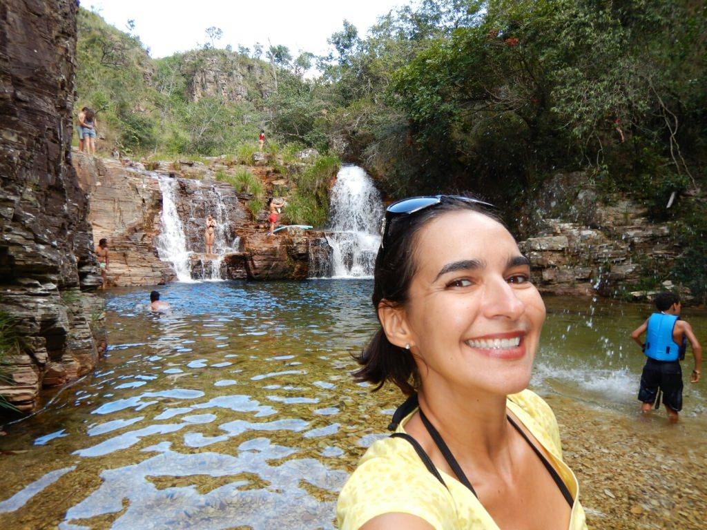 Cachoeira do Grito, Trilha do Sol em Capitólio
