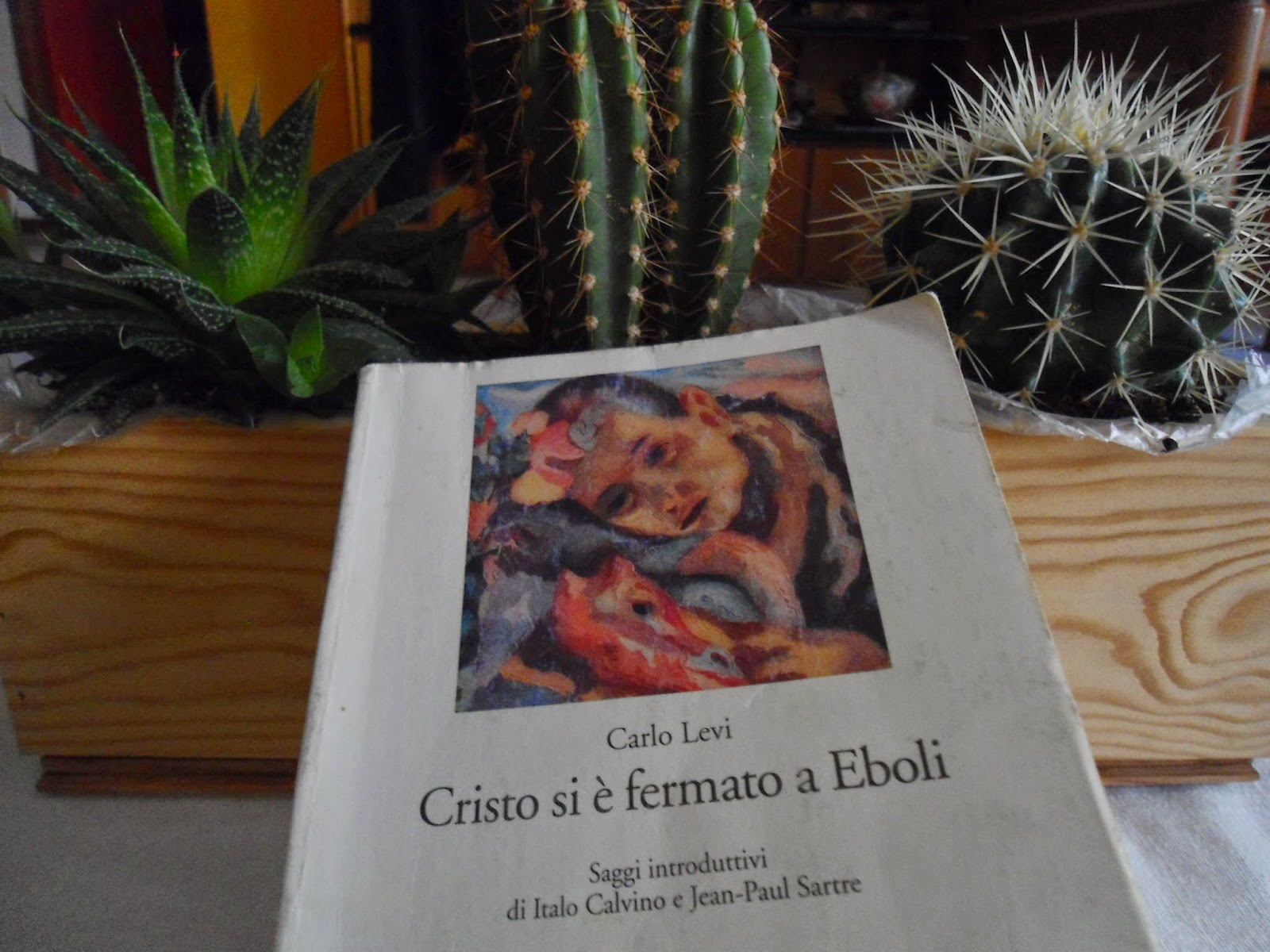 Carlo Levi Matera Basilica libro
