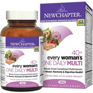 New Chapter - 40+ Every Woman's One Daily Multi