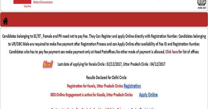 India Post Recruitment Alert: Apply for 8153 Gramin Dak ...