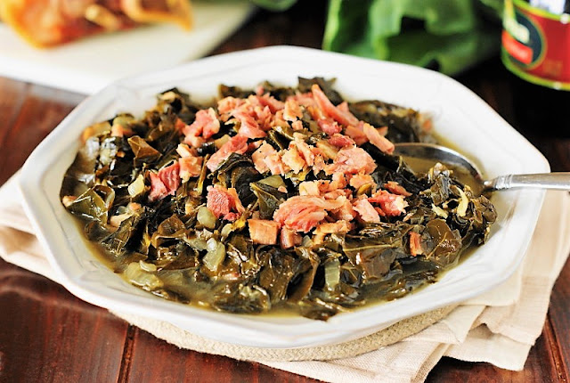 How to Cook Collard Greens: Step-by-Step Image