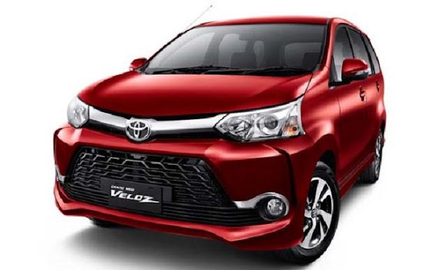 Toyota Avanza Veloz Mobil Yang Paling Nyaman Untuk Mudik