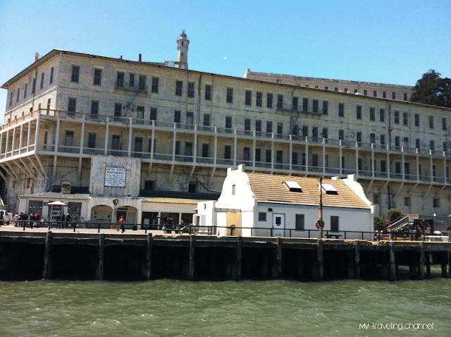 Visiter Alcatraz San-Francisco