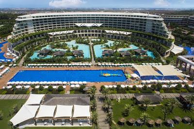 WORLD LUXURY HOTELS