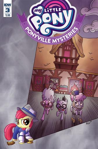 Ponyville Mysteries #3