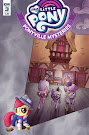 My Little Pony Ponyville Mysteries #3 Comic Cover A Variant