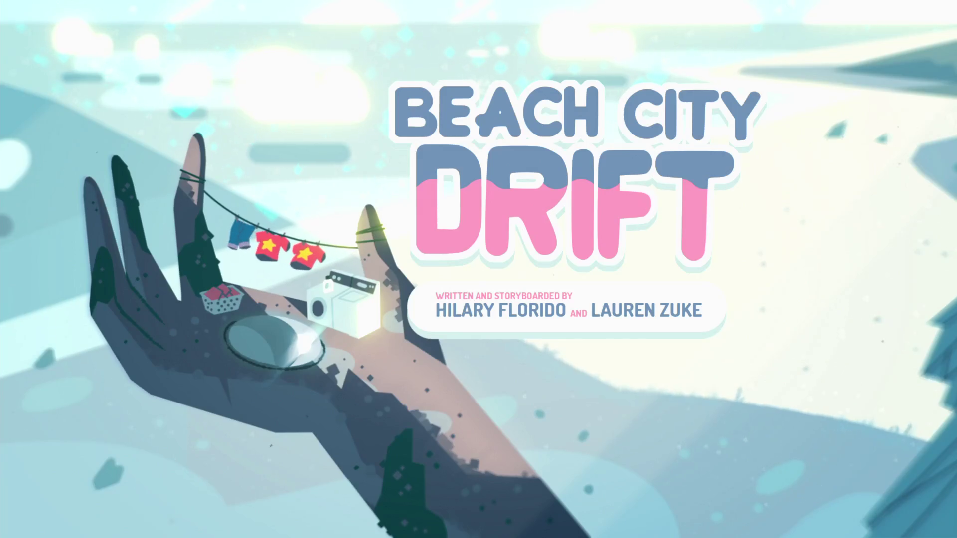 Steven Universo - Corrida em Beach City