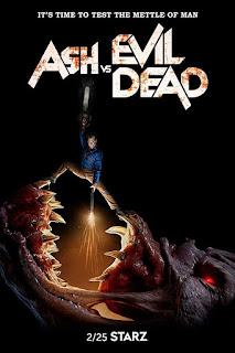 Tercera temporada de Ash vs. Evil Dead