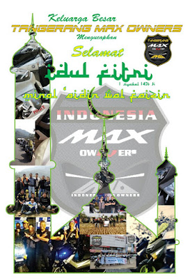 Happy IED MUBARAK 1437 H From Tangerang Max Owners