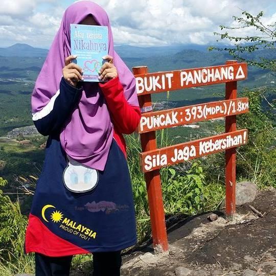 Hiking Bukit Pancang Tawau