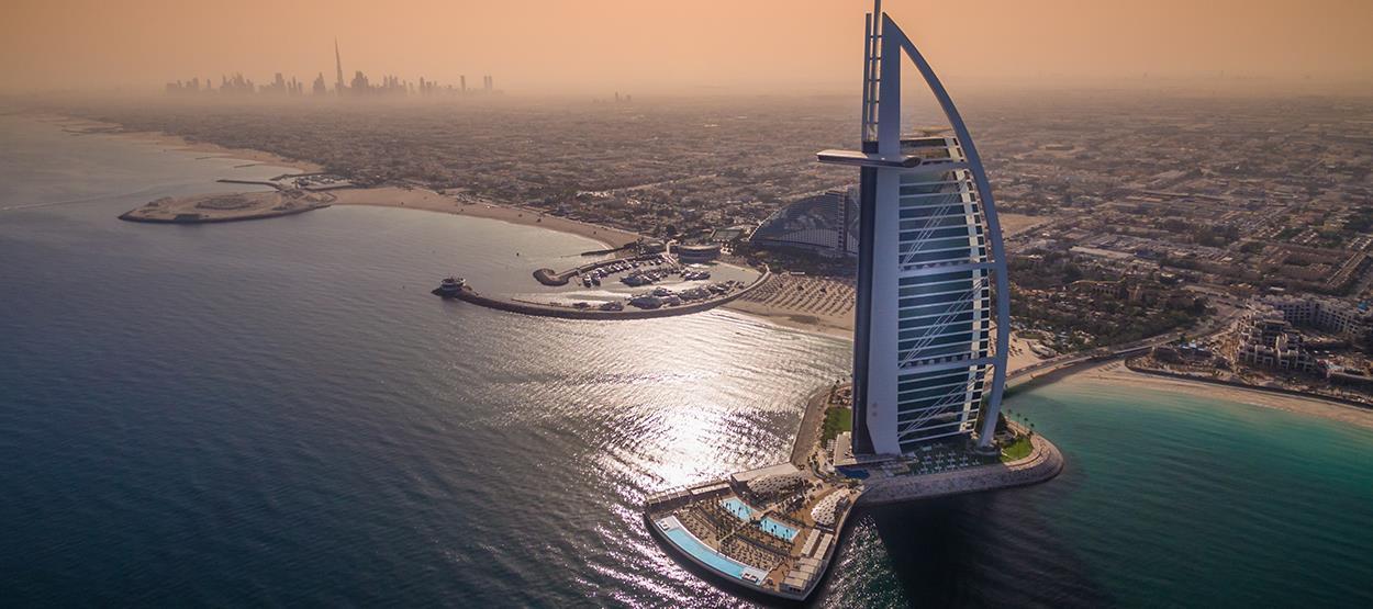 Umroh Plus Dubai Burj Al Arab