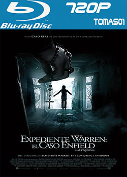 El Conjuro 2 (Expediente Warren 2) (2016) BRRip 720p / BDRip m720p