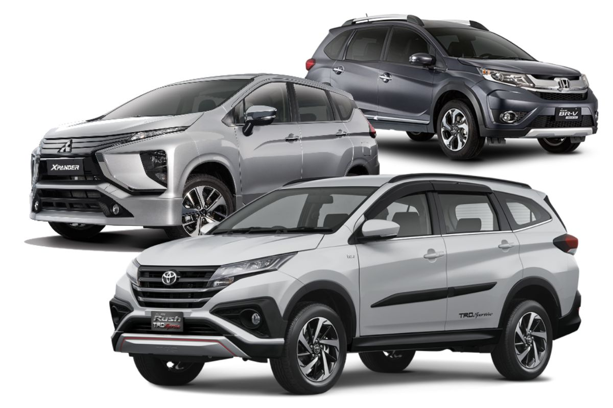 6 Take Aways When You Pit The Toyota Rush Vs The Honda Br V And The