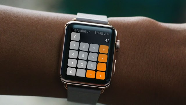 The Calculator Free Is An Calculator App That Designed For Apple Watch, With Support For Both Standard And Scientific Notation