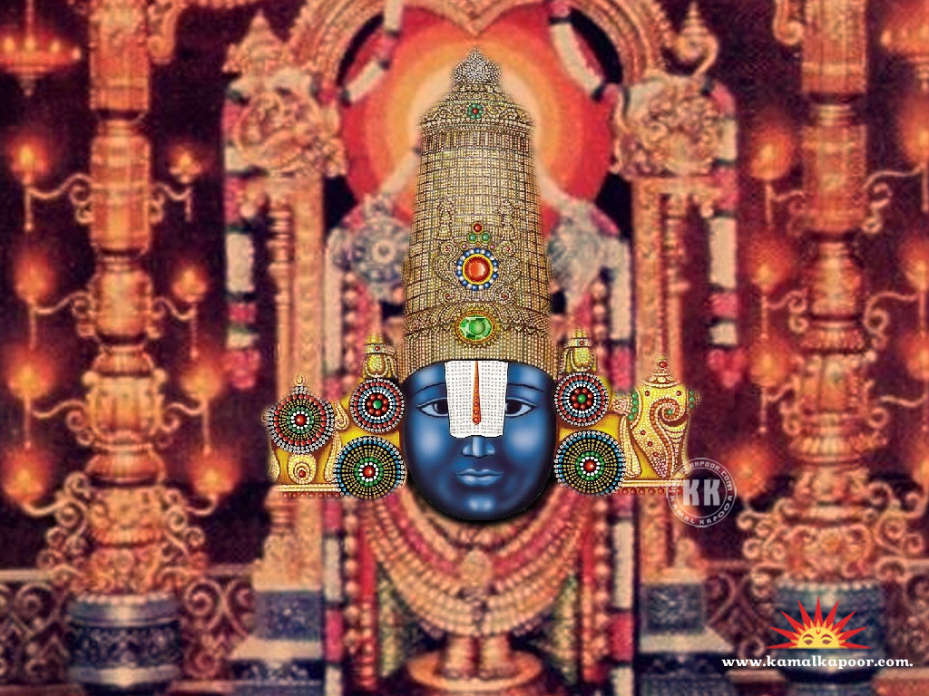 Download Lord Venkateswara Animated Wallpapers Gallery: Bhagwan Ji Help Me: Lord Tirupati Balaji Photos And Temple