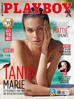 Playboy Venezuela - Octubre Noviembre 2017 PDF Digital