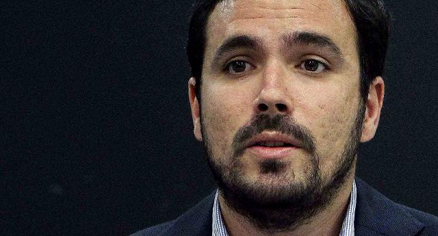 """Garzón: """"Cataluña ha reaccionado mostrando cómo se combate el odio: con fraternidad y solidaridad"""""""