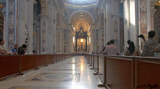 Basílica de São Pedro, Vaticano