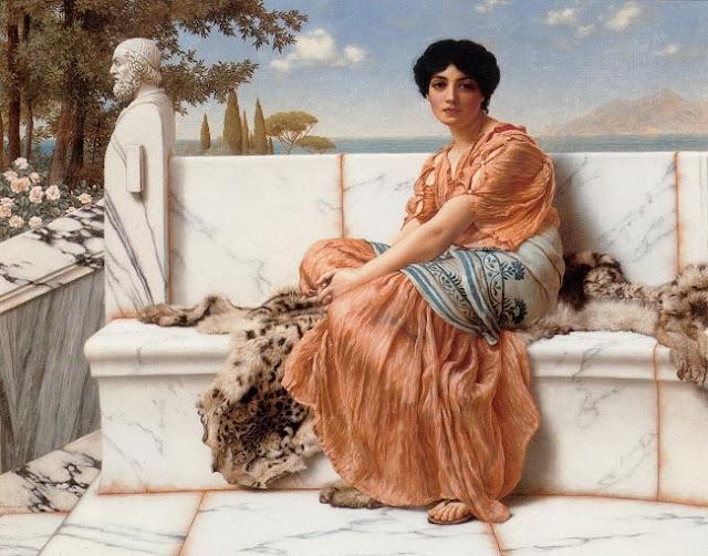 """KATHARSIS – """"Hino a Afrodite e outros poemas"""", de Safo de Lesbos"""
