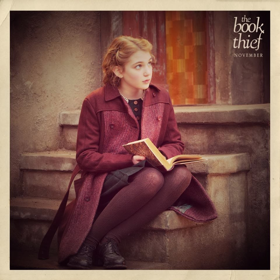 book talk the book thief on