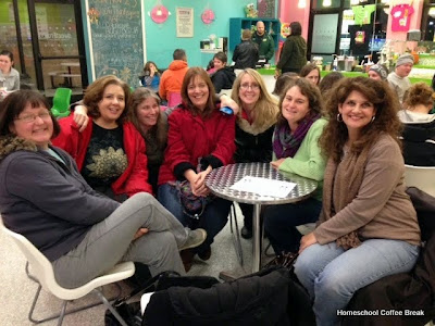 The Blessing of Friendships on Homeschool Coffee Break @ kympossibleblog.blogspot.com