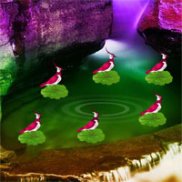 Games2Rule Easter Cascade Forest Escape