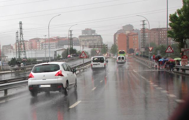 puente de Zorroza a Burtzeña