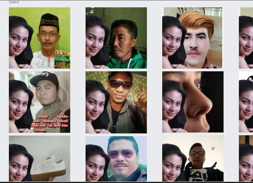cara membuat bingkai frame foto profile fb dengan mudah