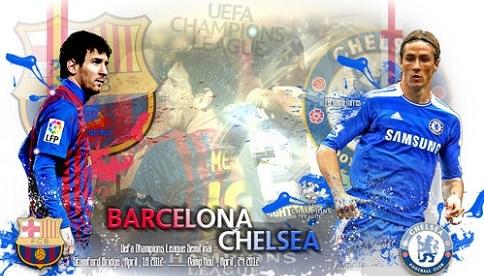 FC Barcelona vs Chelsea FC
