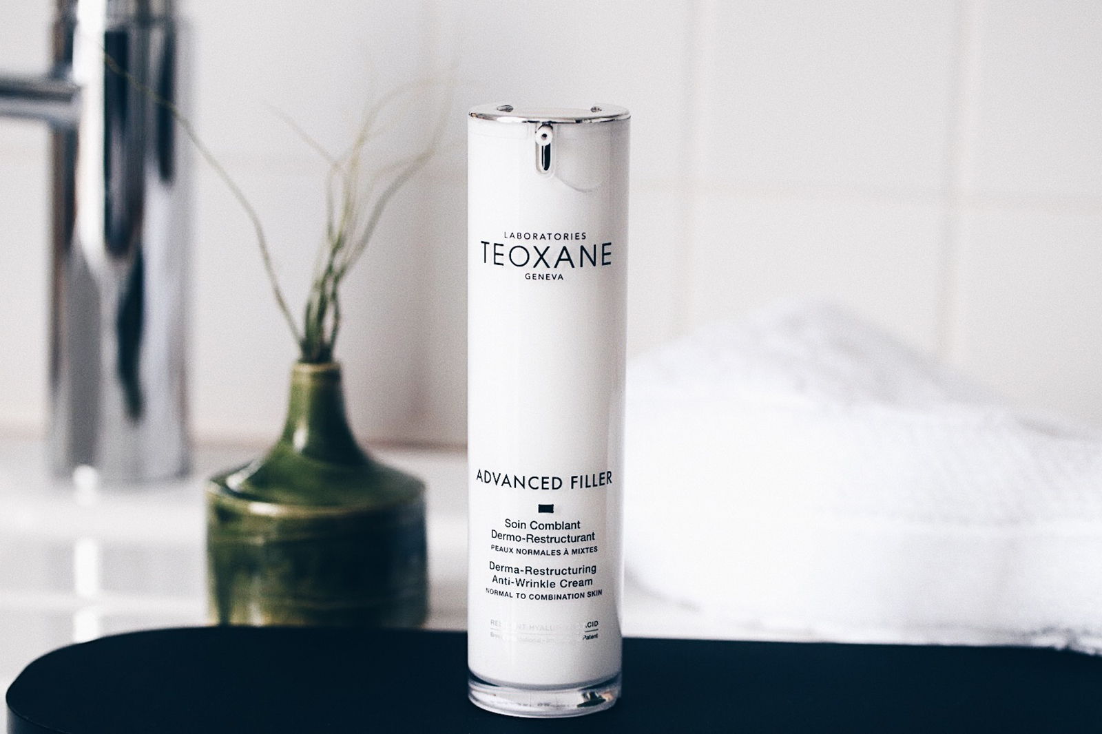 teoxane advanced filler soin hydratant avis test