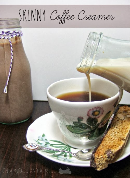 Coffee with Creamer being poured in, Coffee Creamer