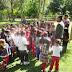 Conviven y aprenden infantes en viveros de Parques y Jardines