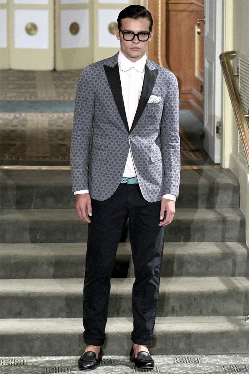 Michael Bastian at The New York Spring/Summer 2009 Fashion Week