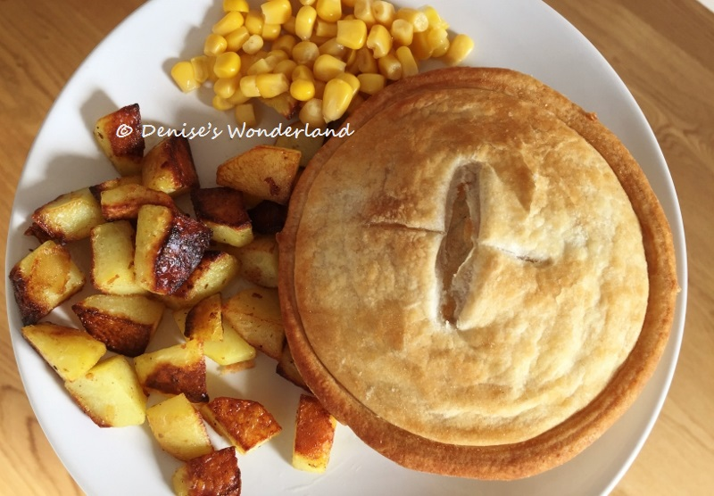 Bakehouse Chicken & Bacon Pie