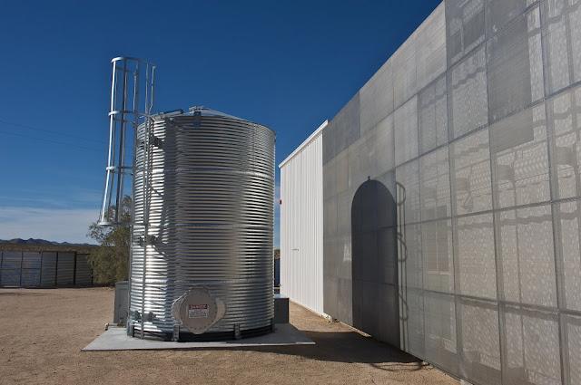 Modular Shipping Container Home in Mojave Desert, California 8