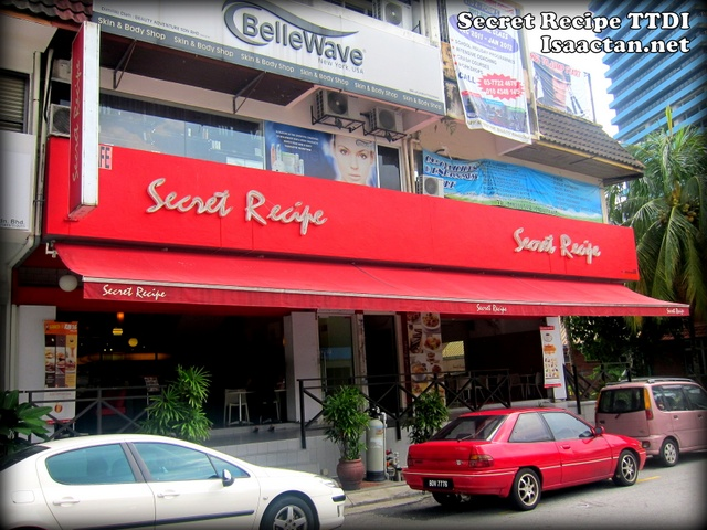 Secret Recipe TTDI