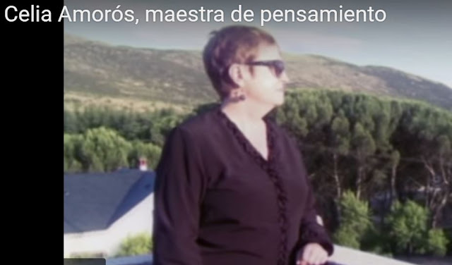 Celia Amorós, maestra de pensamiento - Blog hablamos de mujeres