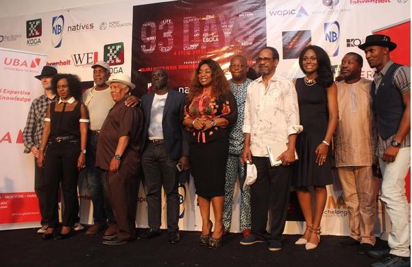 ebola virus nollywood movie
