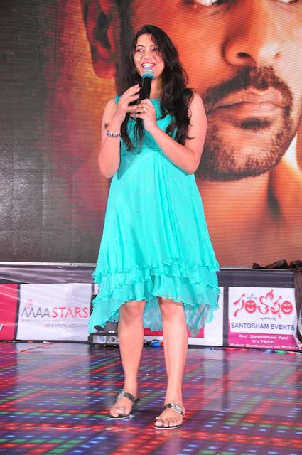 singer geetha madhuri at abhinetri audio release pics