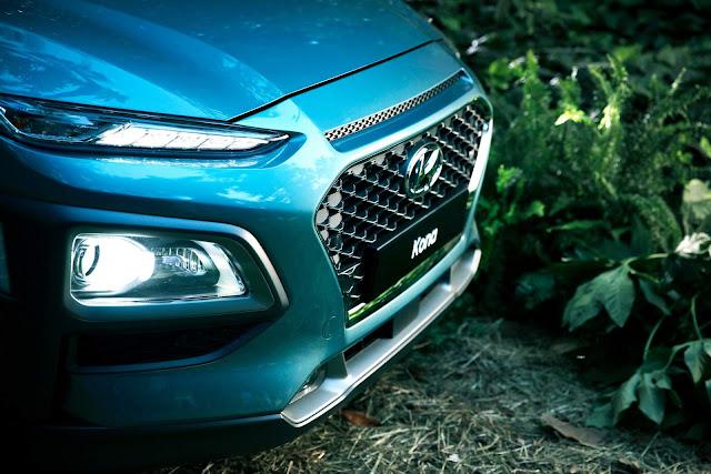 Novo Hyundai Kona 2018